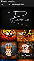 Screenshot of R Communications