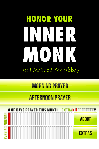 Honor Your Inner Monk