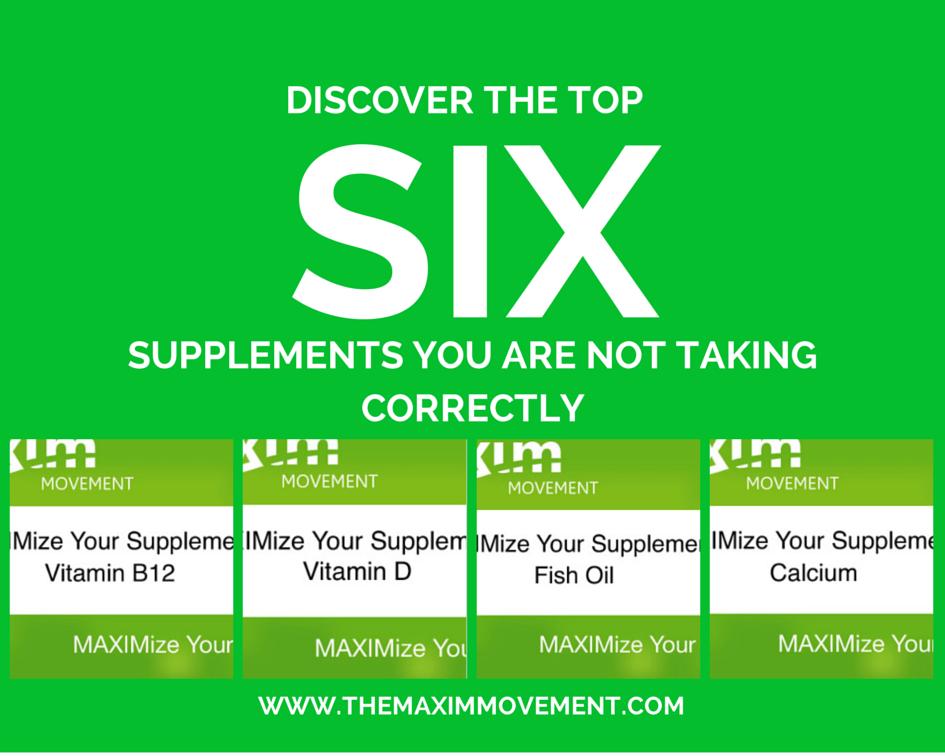 women's supplements