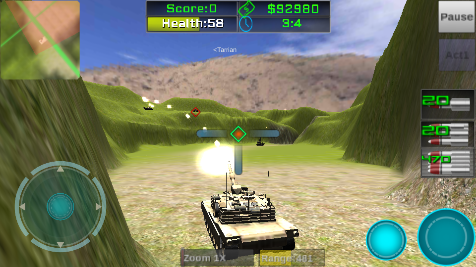 Tank Wars 3d Tank Wars 3d World War z