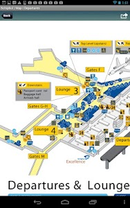 Amsterdam Airport + Radar AMS screenshot 5