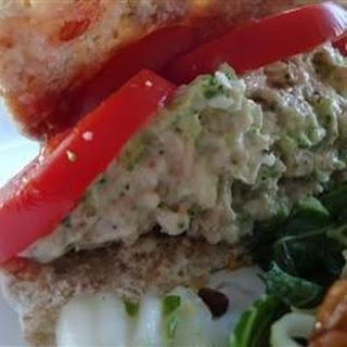 Atomic Tuna Salad.
