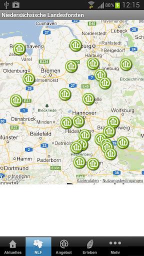 【免費生活App】Landesforsten-APP點子