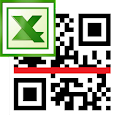 BAR CODE EXCEL scanner icon