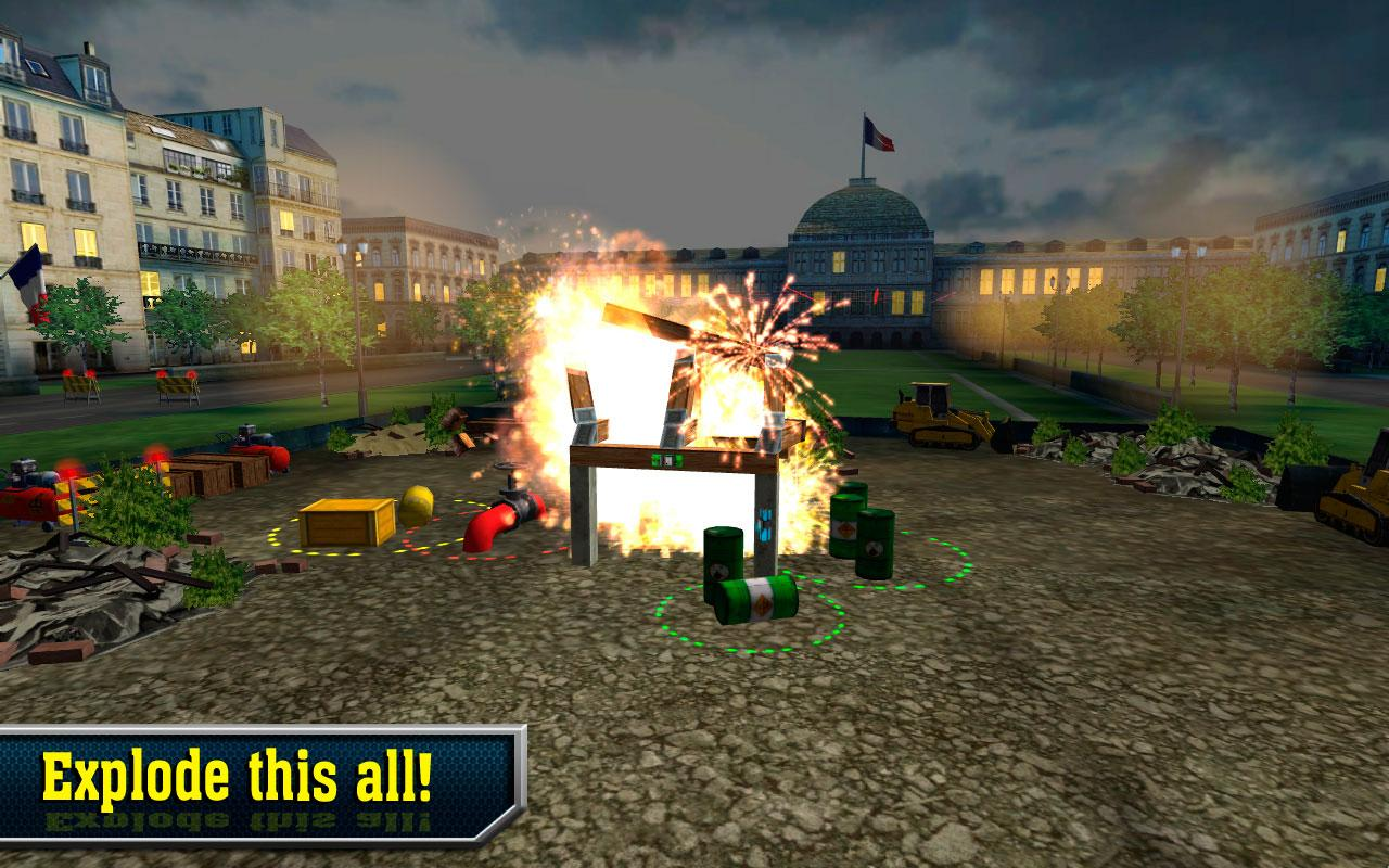 Demolition Master 3D - screenshot