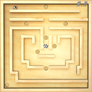 Classic Labyrinth 3d Maze - náhled