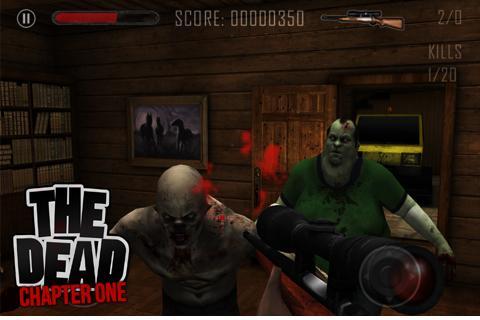 لعبة الرعب الجديدة : The Dead: Chapter One