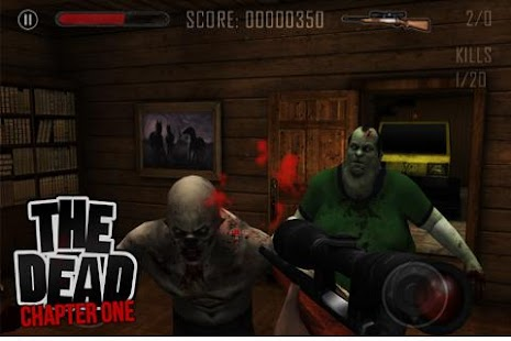 THE DEAD: Chapter One - screenshot thumbnail