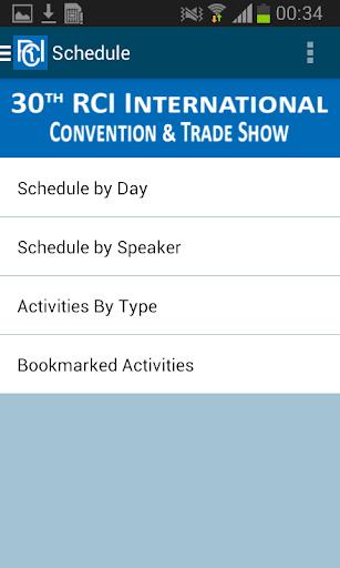 【免費商業App】RCI, Inc. Convention-APP點子