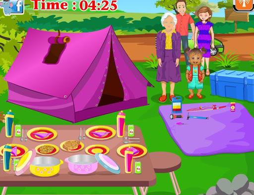 Baby Daisy Camping - Baby Game 1.0.0 screenshots 11