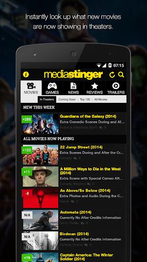 MediaStinger - After Credits