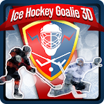Ice Hockey Goalie 3D