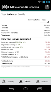 HMRC - screenshot thumbnail