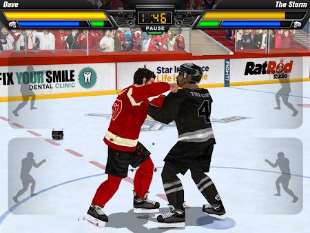 Hockey Fight Lite 1.67 screenshot 99341