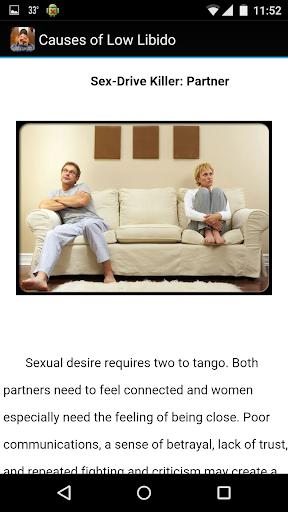 玩免費醫療APP|下載Causes of Low Libido app不用錢|硬是要APP