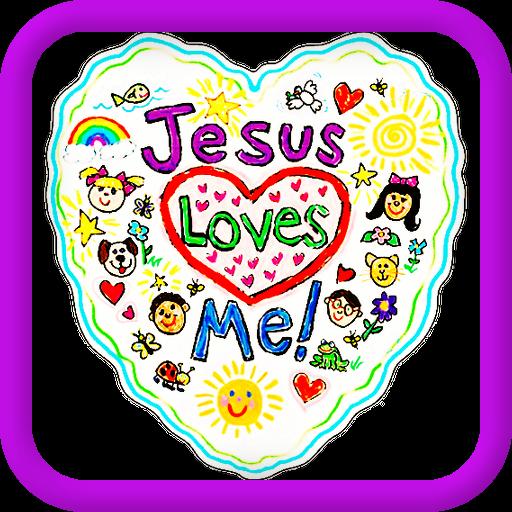 Jesus Loves Me Christian Music 媒體與影片 App LOGO-APP試玩