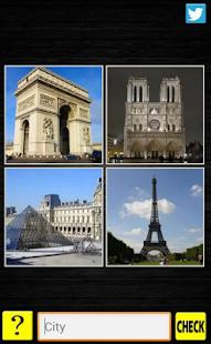 4 Pics 1 Word - City / Country- screenshot thumbnail
