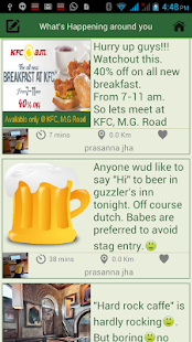 Yo! : Be Social At Local - screenshot thumbnail