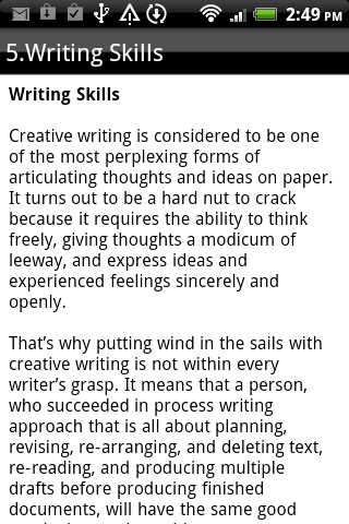 top apps for creative writing Write or die is a wicked blend of creative writing and psych writers apps best apps for ipad writing apps best apps iphone the top 10 apps for writers.