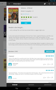 Kobo Books- screenshot thumbnail