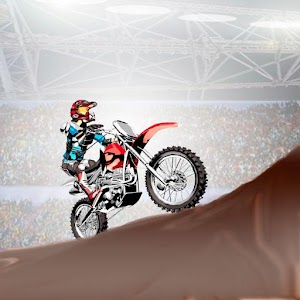 MotoXross Arena – Dirtbike for PC and MAC