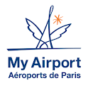 My Airport–Aeroports de Paris logo