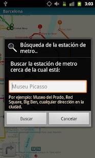 Barcelona (Metro 24) Screenshot 4