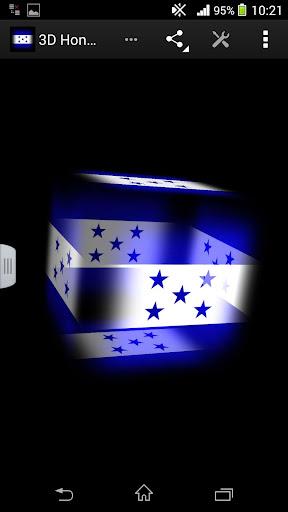 3D Honduras Live Wallpaper