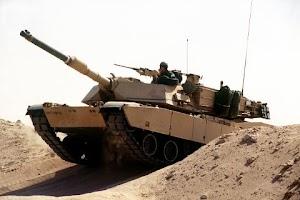 Screenshot of M1 Abrams Tank FREE