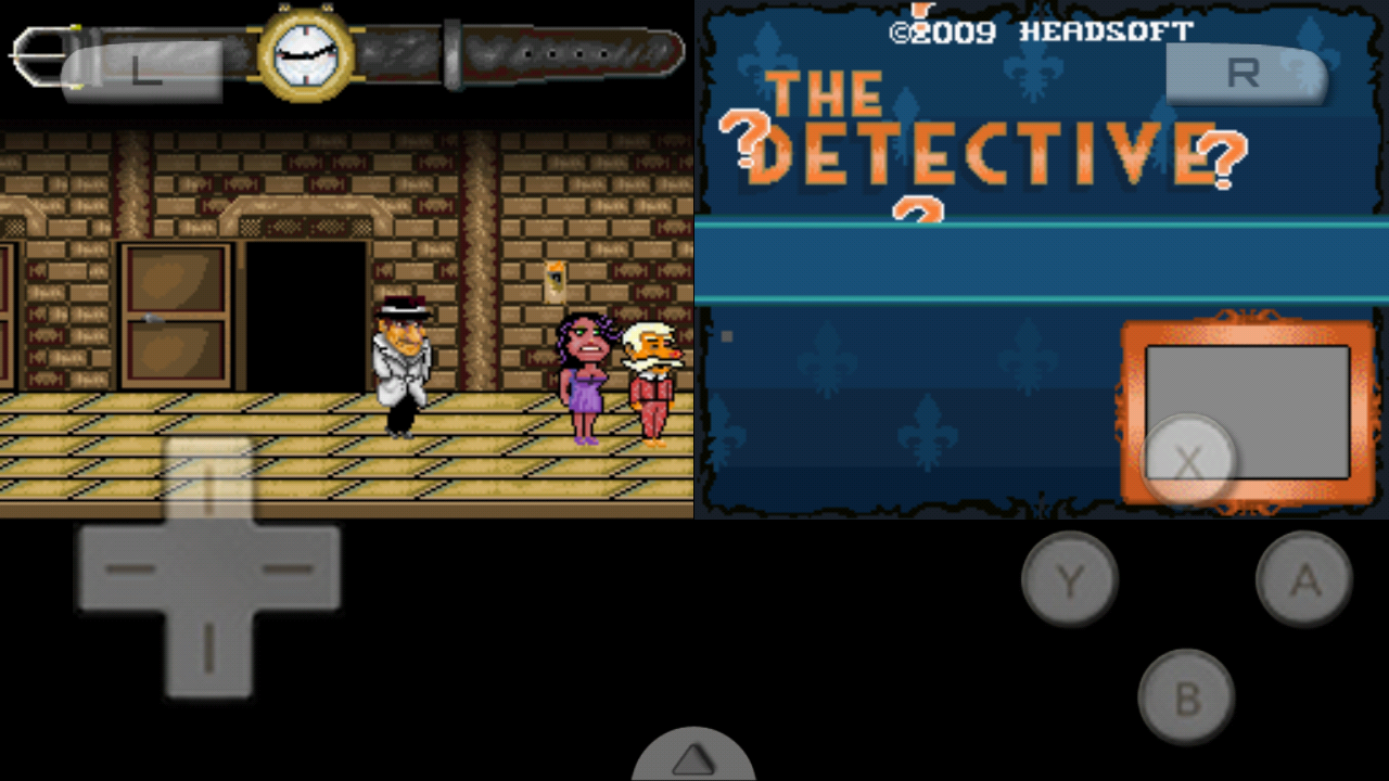 DraStic DS Emulator DEMO - screenshot