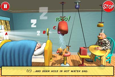 Rube Works: Rube Goldberg Game Screenshot 3