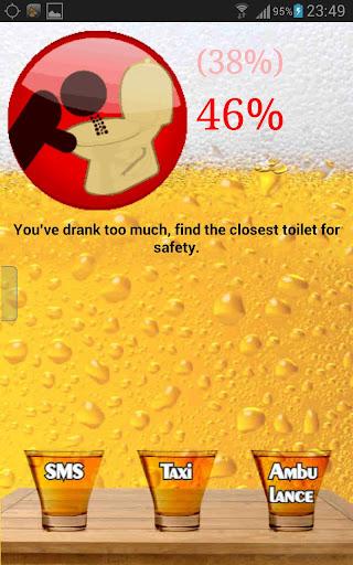 玩免費生活APP|下載Alcohol Test Free app不用錢|硬是要APP