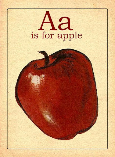 Preschool Alphabet Flashcards