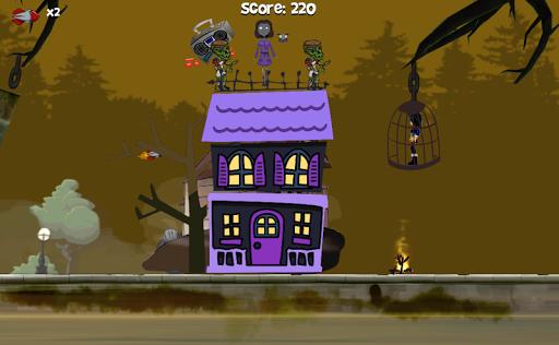 Kaboom Zombie