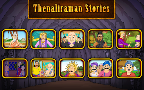 Stories of Tenali Raman Vol-02...