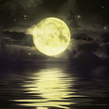 Full Moon Again Live Wallpaper icon