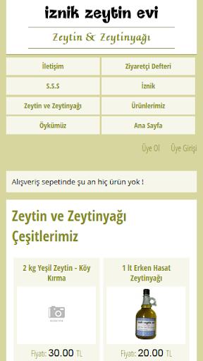 iznik Zeytin Evi Bursa