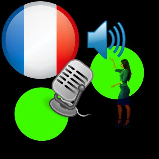 parler français : fr
