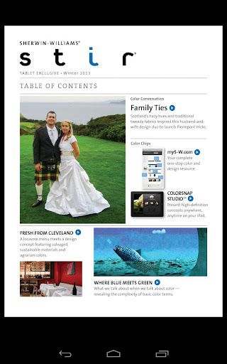 STIRu00ae Magazine 3.3.0.11.87854 screenshots 2