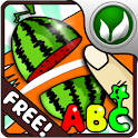 Fruit ABC Free ™ logo