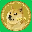 Dogecoin 2048 icon