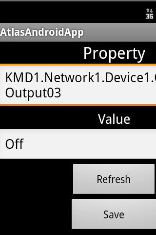 KMC Android App - screenshot