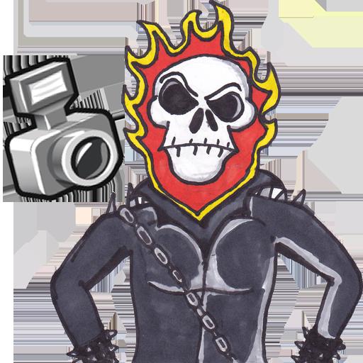 Scare Cam Prank LOGO-APP點子