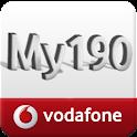 My 190 logo