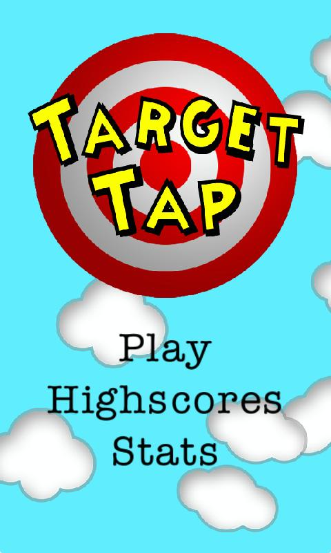 TargetTap - Tap Red Targets!- screenshot