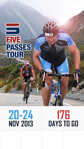 5 Passes Cycle Tour 2014