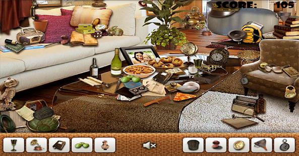 Mansion Hidden Object Games - náhled