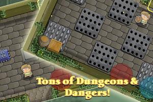 Screenshot of Mazes & Monsters