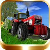Tractor Farm Driving Simulator