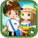Kids School Dress Up icon